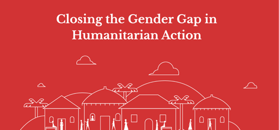 Infographic: Closing the gender gap in humanitarian action