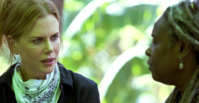 UN Women Goodwill Ambassador Nicole Kidman travelled to Haiti in 2010 after the devastating earthquake, visiting the only shelter for women survivors of violence. Photo: UN Women/Catianne Tijerina.