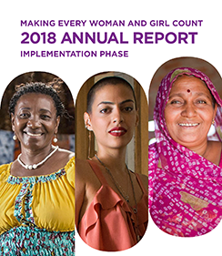 Women Count 2018 Annual Report