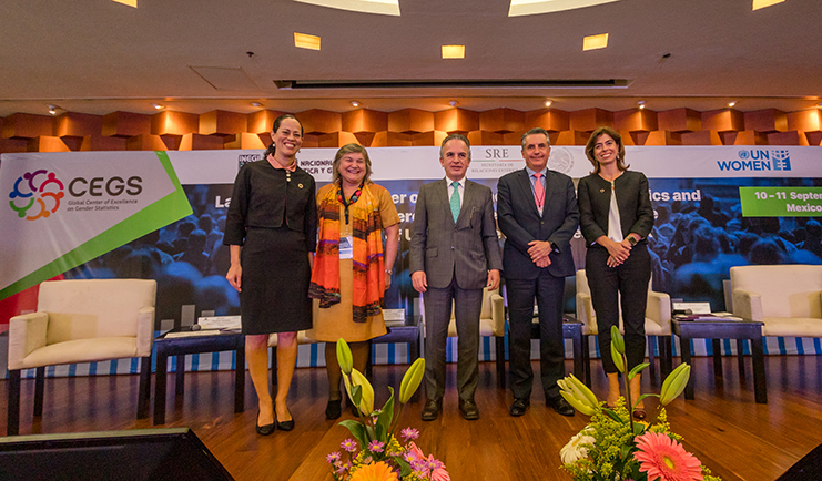 Launch of Center of Excellence on Global Statistics