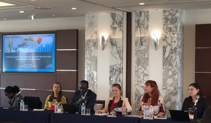 Gender data challenges to SDG monitoring: What have we learned?