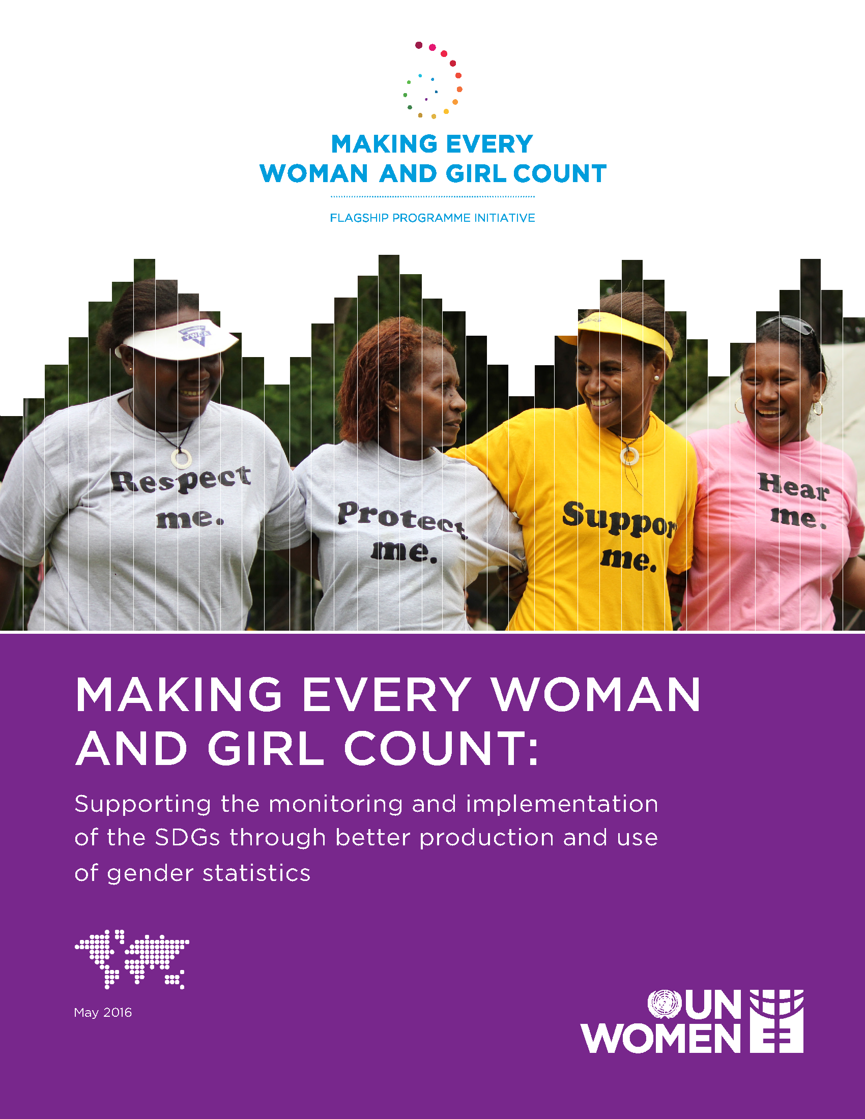 Making Every Woman and Girl Count