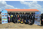 Japan Ambassador Participates in Graduation Ceremony in Nimule
