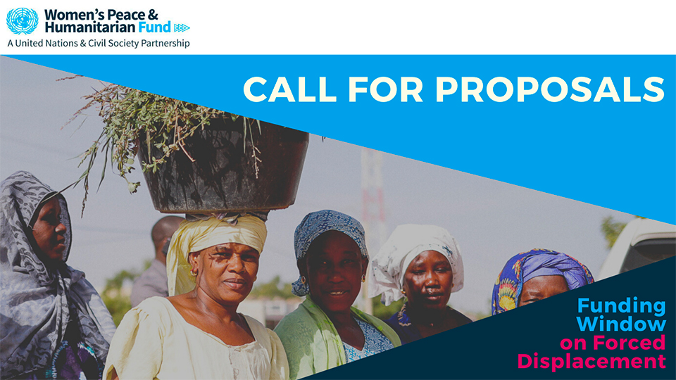 call for proposals WPHF