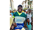Incredible HeForShe walked 315 miles to End Rape in Sierra Leone