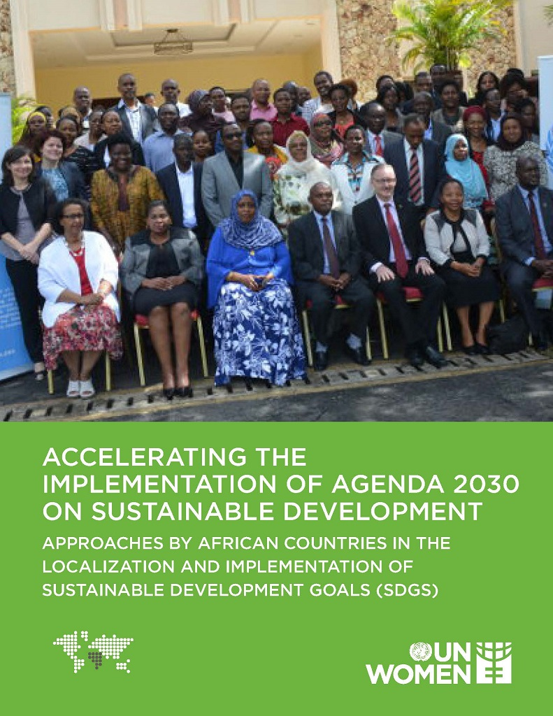 Accelerating the Implementation of Agenda 2030