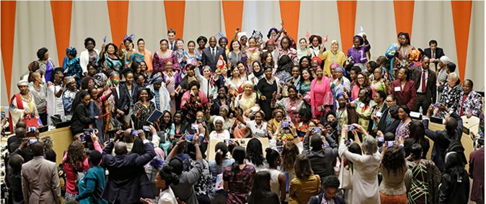 African Women Leaders Network National Chapters