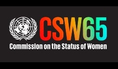 CSW 65 ministerial meeting