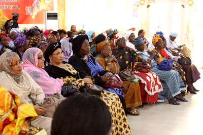 Women in Mali demand equal role in Peace Accords