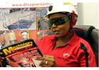 UN Women's Sharefair on Gender Equality in the Extractive Industries Helps a Woman to Break the Odds in Steel and Manufacturing Industry in South Africa