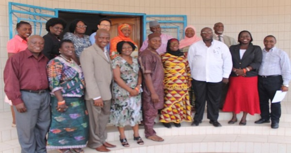 Family photo UN Women Engages Inter-Religious in Cameroon
