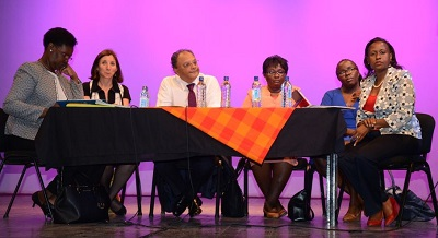 Panelist during the Gender Forum for gender parity in Science, Technology, Engineering and Mathematics (STEM)
