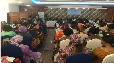 International Conference at the Bintumani Hotel in Freetown