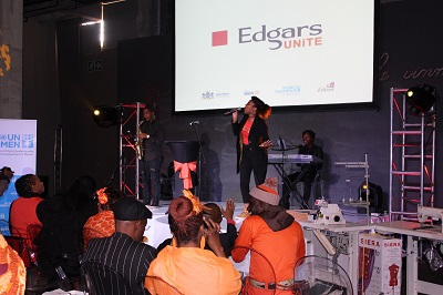 Designing their Way to a Bright Orange Future: South African Women Celebrate their Achievements
