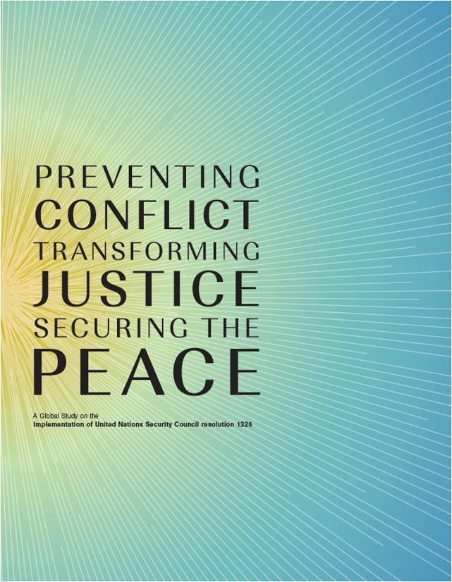 Call for inclusion of women in peace processes: UN Women launches the global study on the implementation of UN Security Council Resolution 1325 in Eastern and Southern Africa