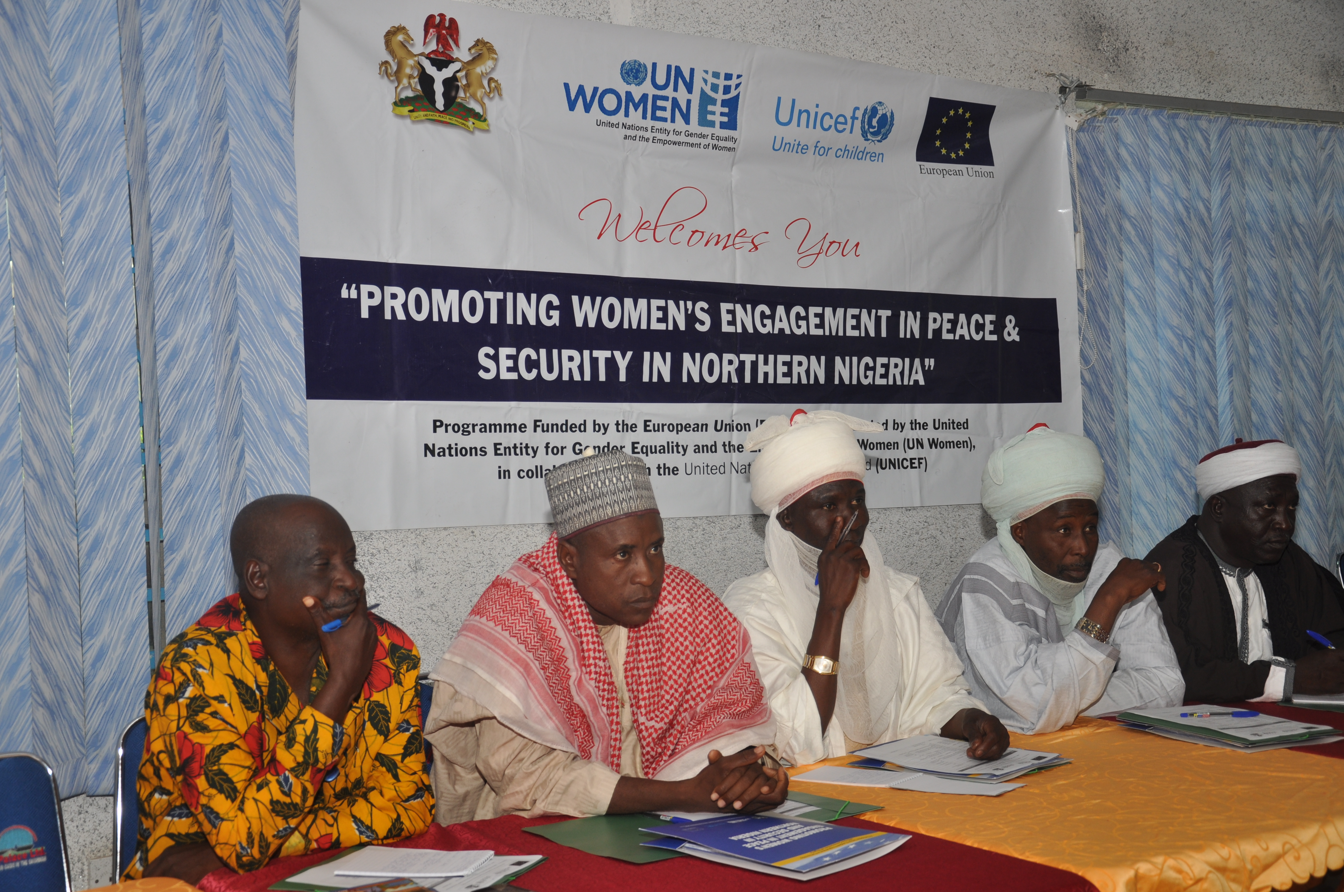 Capacity building workshop on Gender, Peace and other related issues conducted in Gombe State, Nigeria