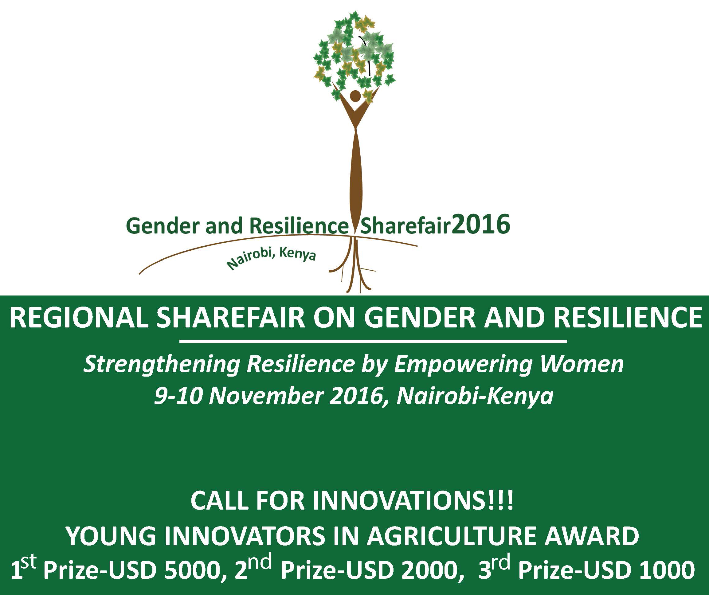 Young Innovators in Agriculture Award