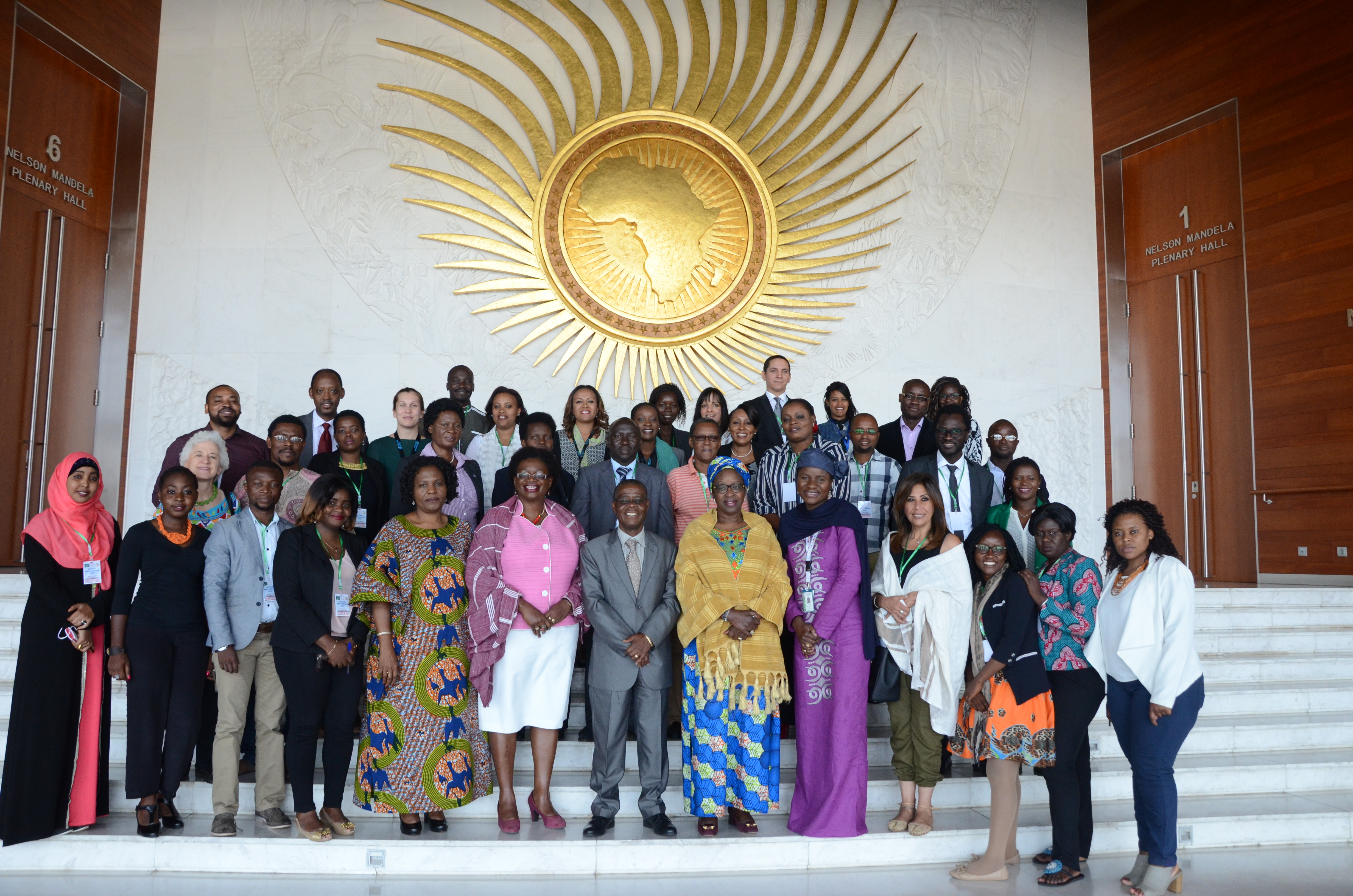 UN Women and the African Union Commission launch a Network of Reporters on Women, Peace and Security in Africa