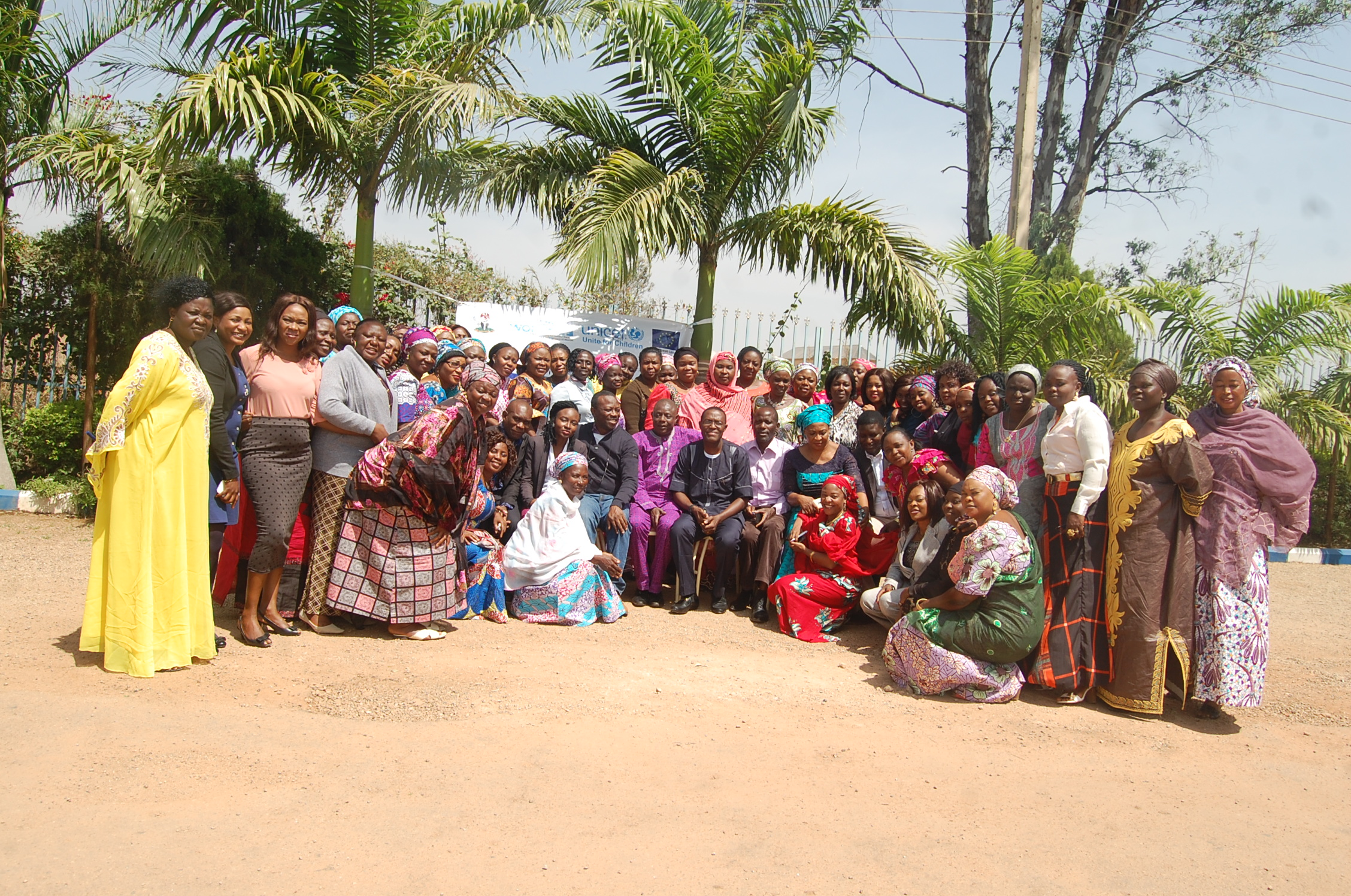 Capacity Building Workshop for female journalists on Gender-Sensitive Reporting in Nigeria