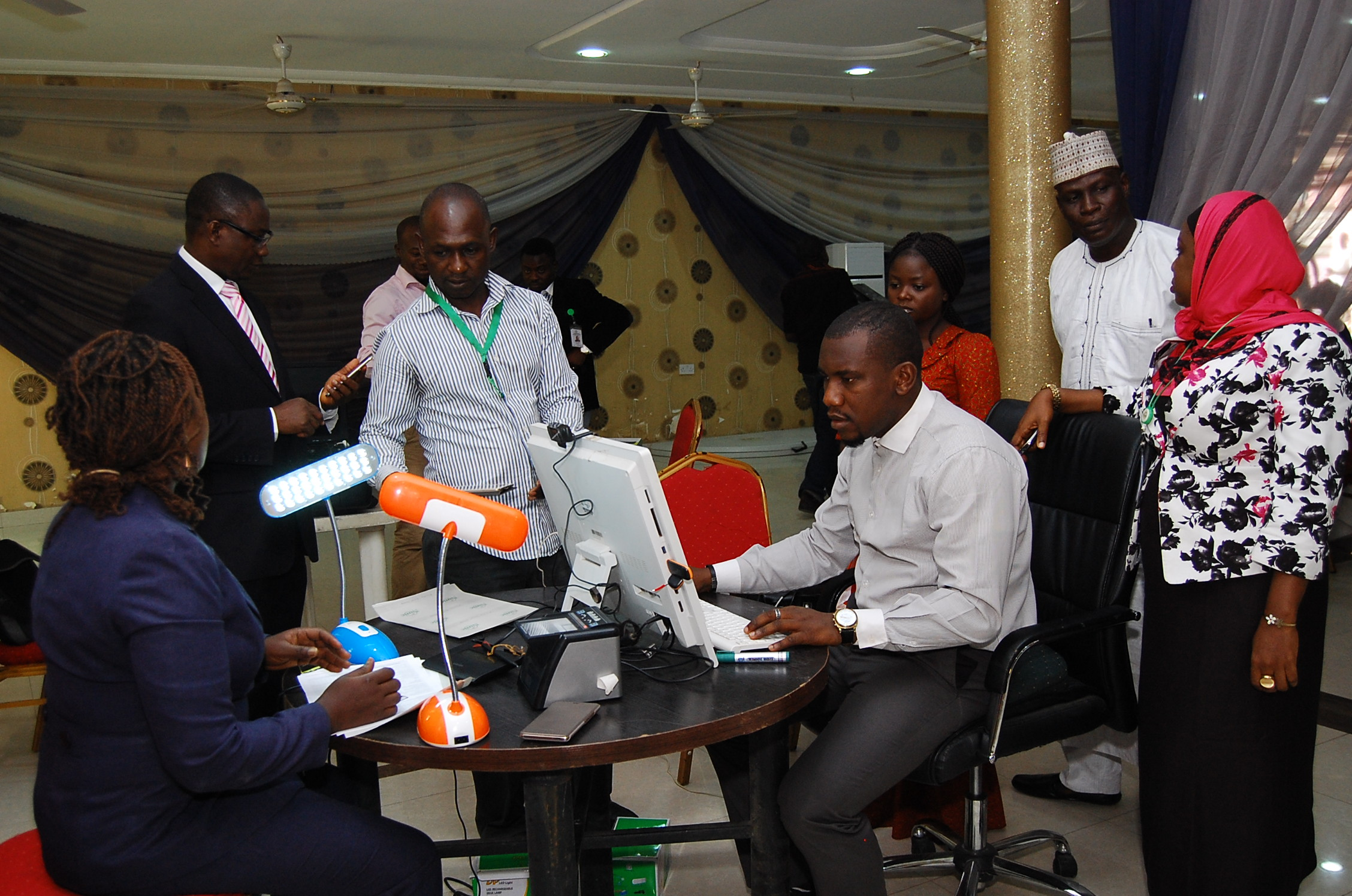 UN Women and MasterCard launch the Identity Registration Project for Women in Nigeria