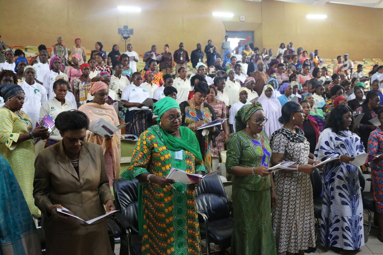 UN Women and development partners in Nigeria make a case for women in the work place