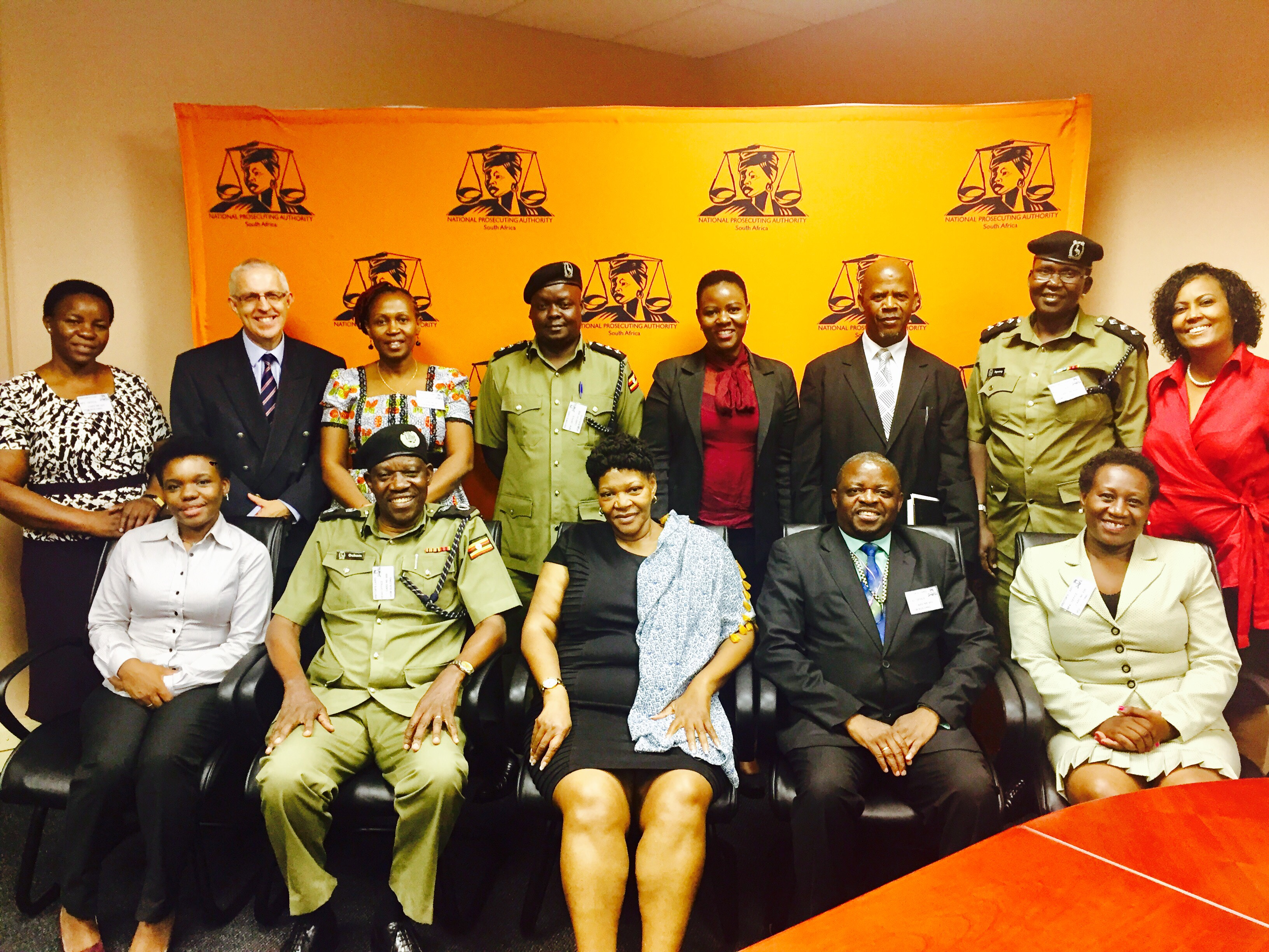 Ugandan delegation in South Africa to learn best practices on improving justice sector's response to gender based violence