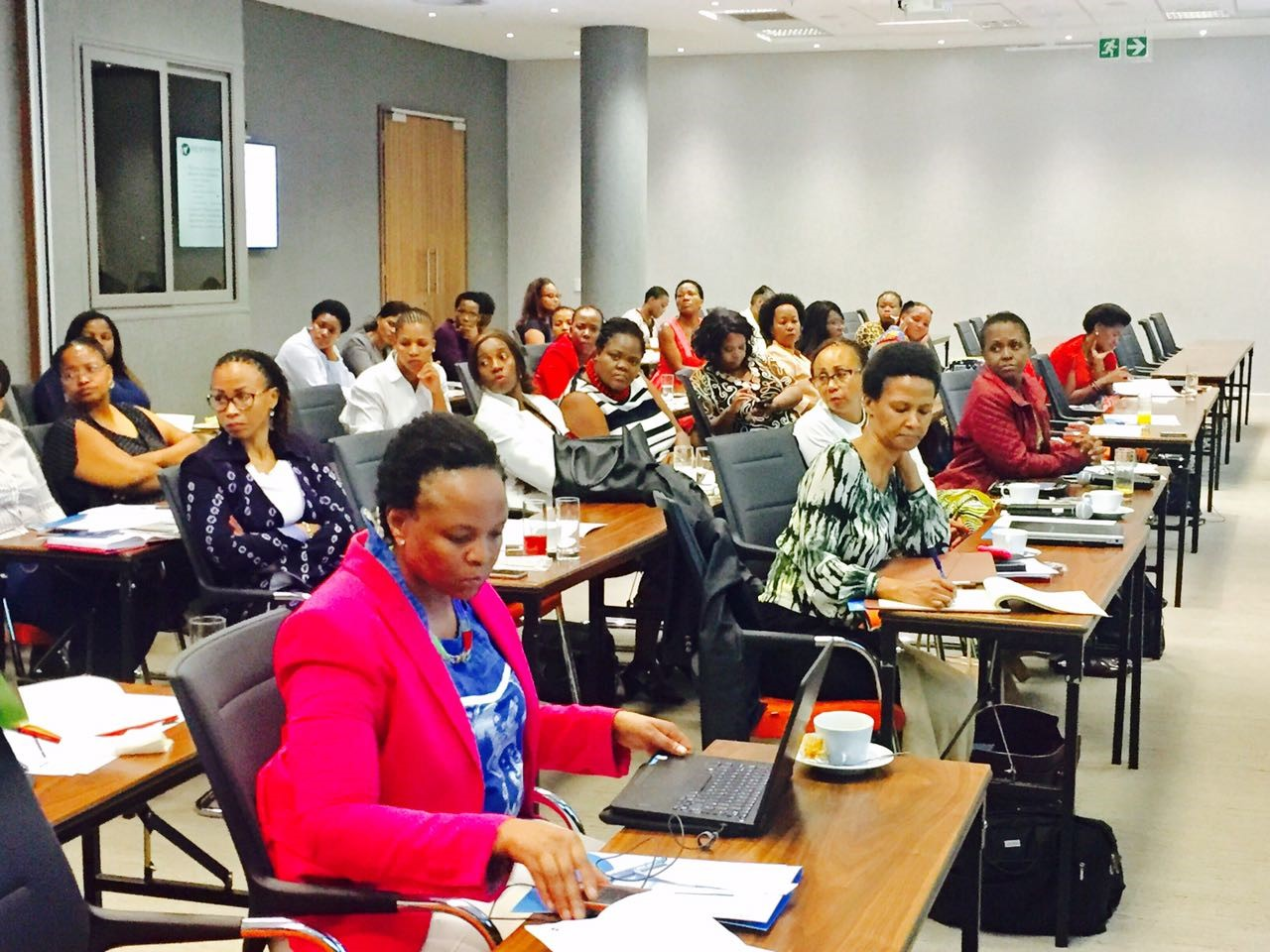 Value and supply chain analysis workshop equips women with business opportunities