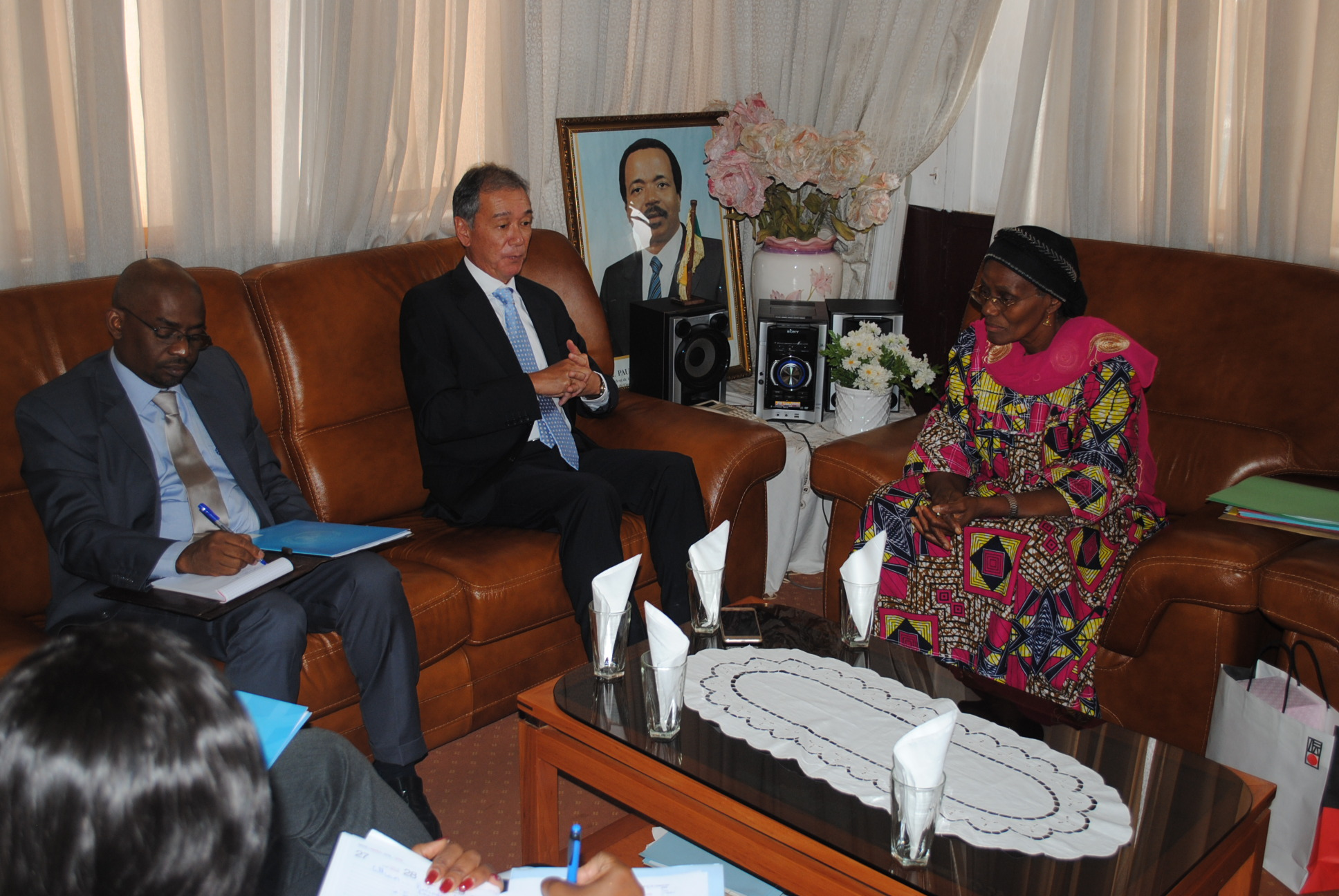 UN Women awarded for its support to women and girls affected by Boko Haram