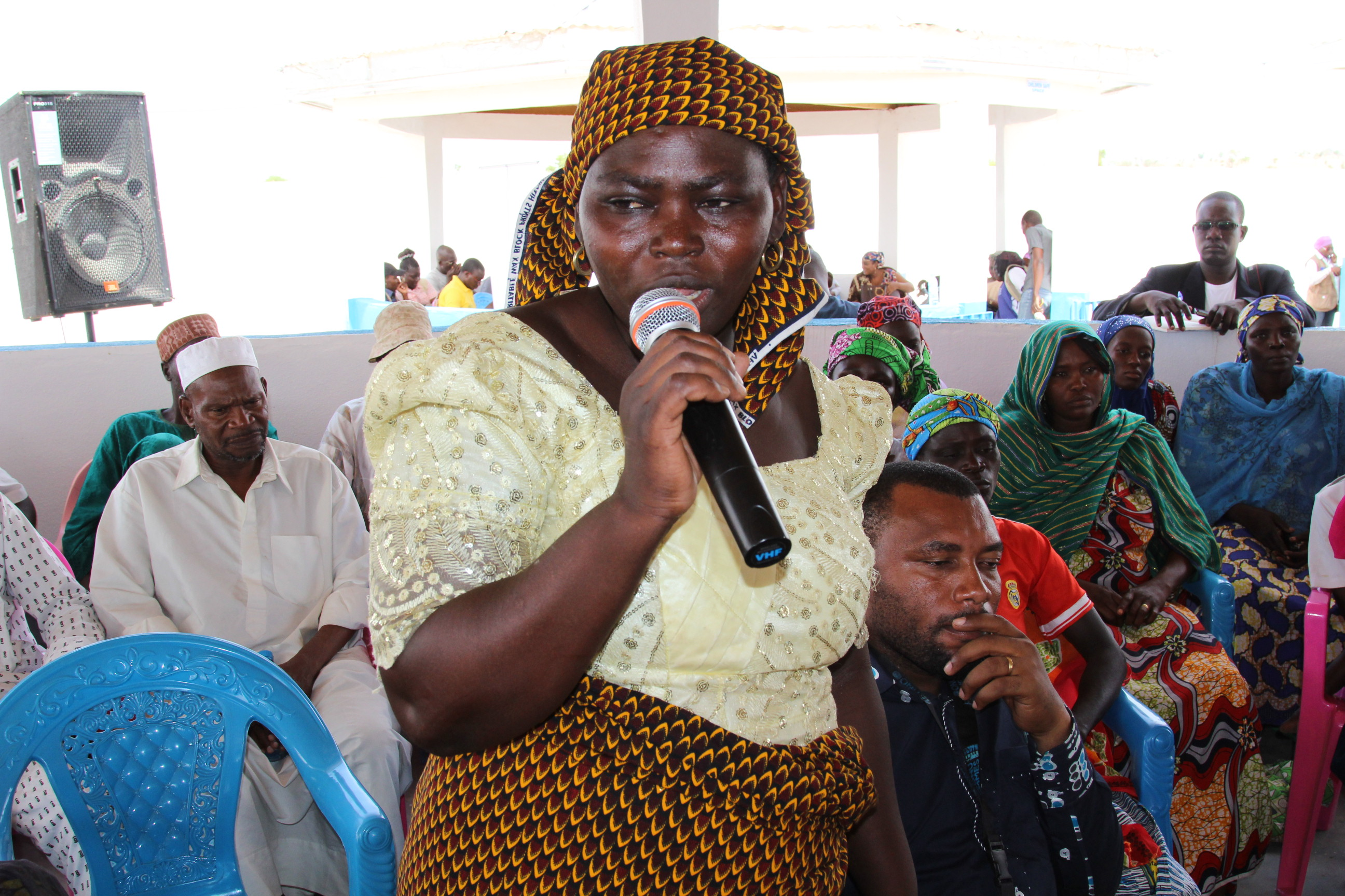 UN Women Cameroon inaugurates another Women Cohesion Space
