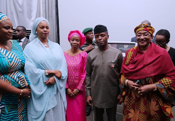 """UN Women calls for """"Every man, Every individual wherever they are"""" to join the cause for Gender Equality during Inaugural Launch of the """"HeForShe"""" in Nigeria"""