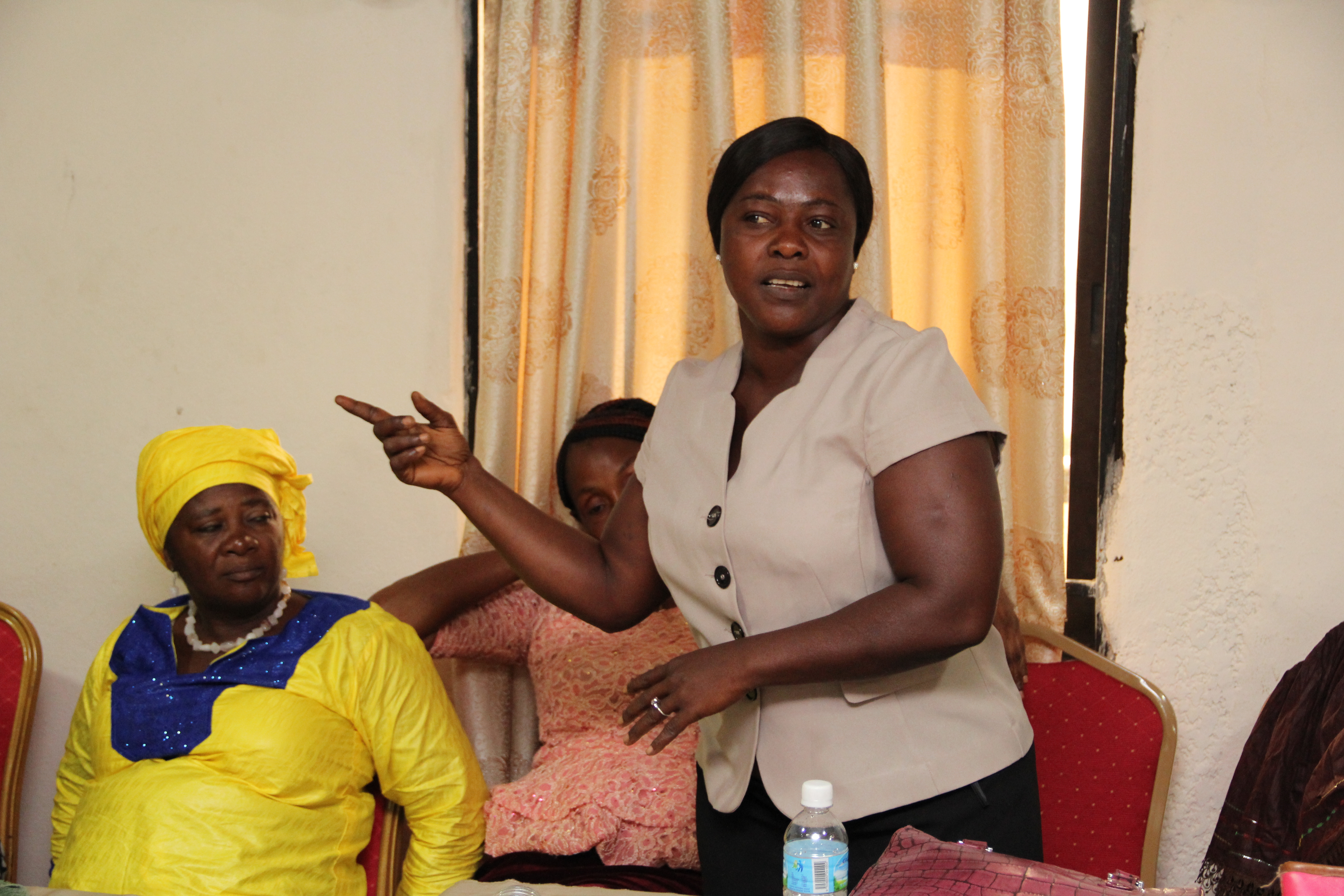 Sierra Leonean women in agribusiness are critical for inclusive economic growth