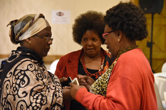 Kenya women in leadership