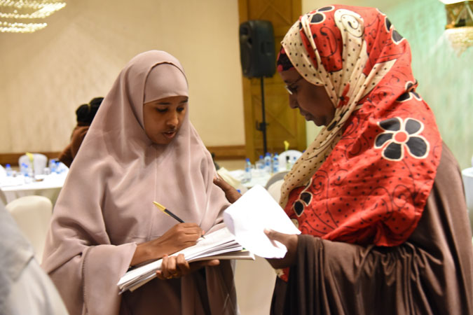In Kenya women gear up for County elections