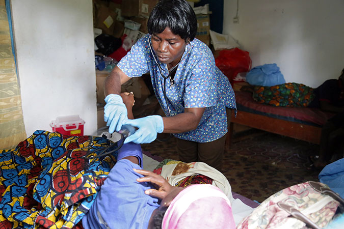 Maternal health gets a new boost in Liberia