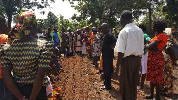 Promoting access to livelihoods and inclusive financing for conflict affected women and girls in South Sudan