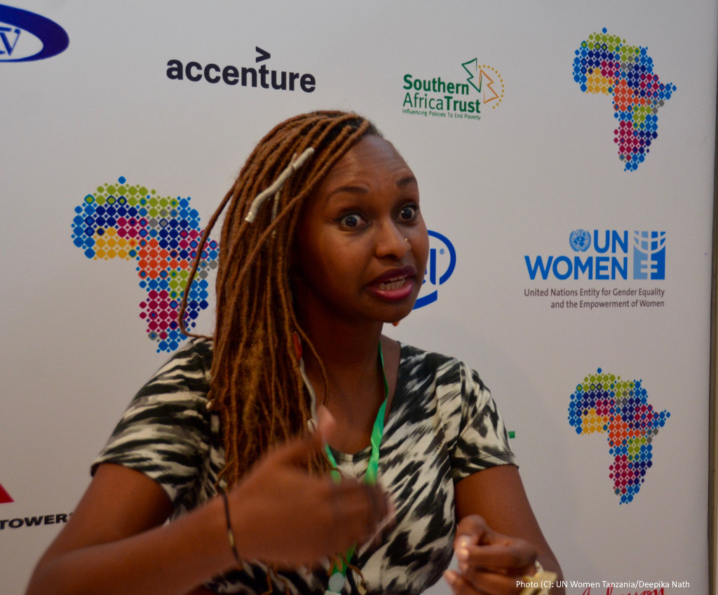 Changing the Narrative of African Women Media Training in Tanzania