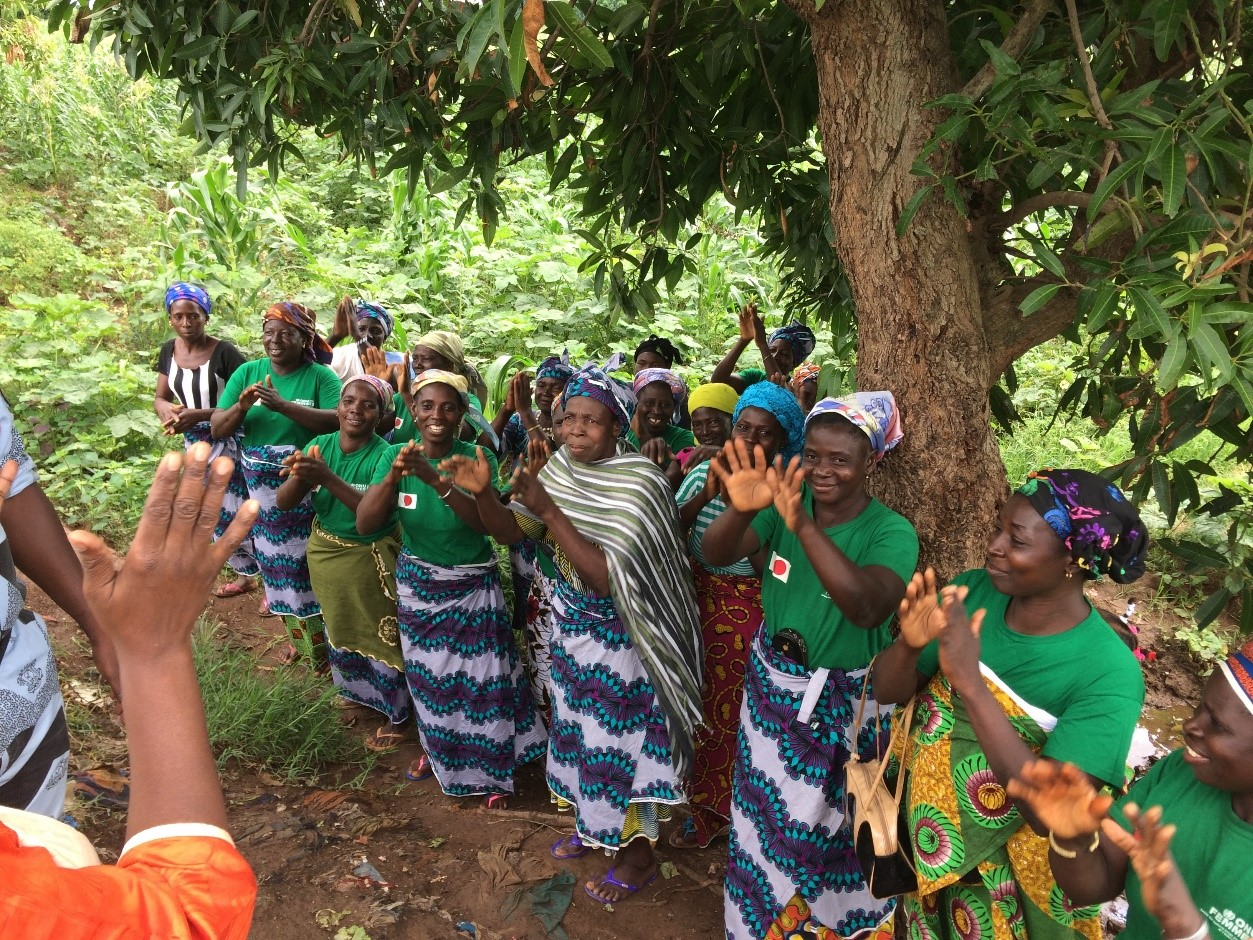 Empower Women and Girls in Rural Areas to Achieve the SDGs and Africa's Agenda 2063