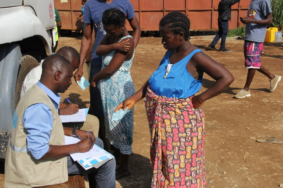 In Sierra Leone UN Women is building resilience placing women at the center of humanitarian response