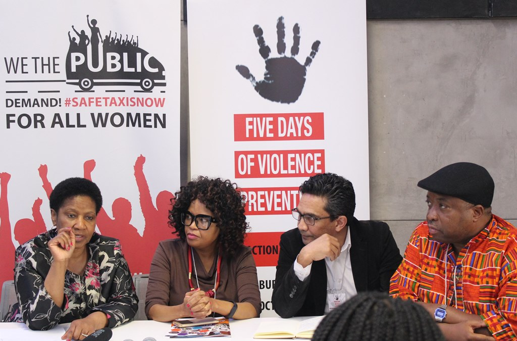 Evidence-based interventions and accountability to end violence against women