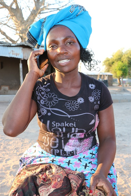 Rural women tackle drought-affected Mozambique's rise in child marriage