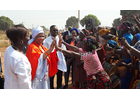 UN Women Executive Director, Phumzile Mlambo-Ngcuka, visited Cote d'Ivoire