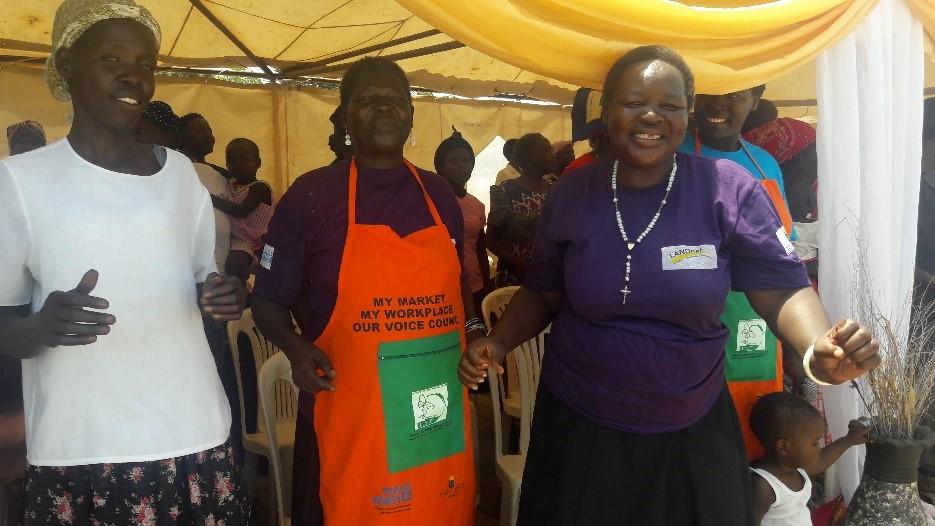 UN Women Uganda celebrates the International rural women's day 2017 with a call for financial inclusion