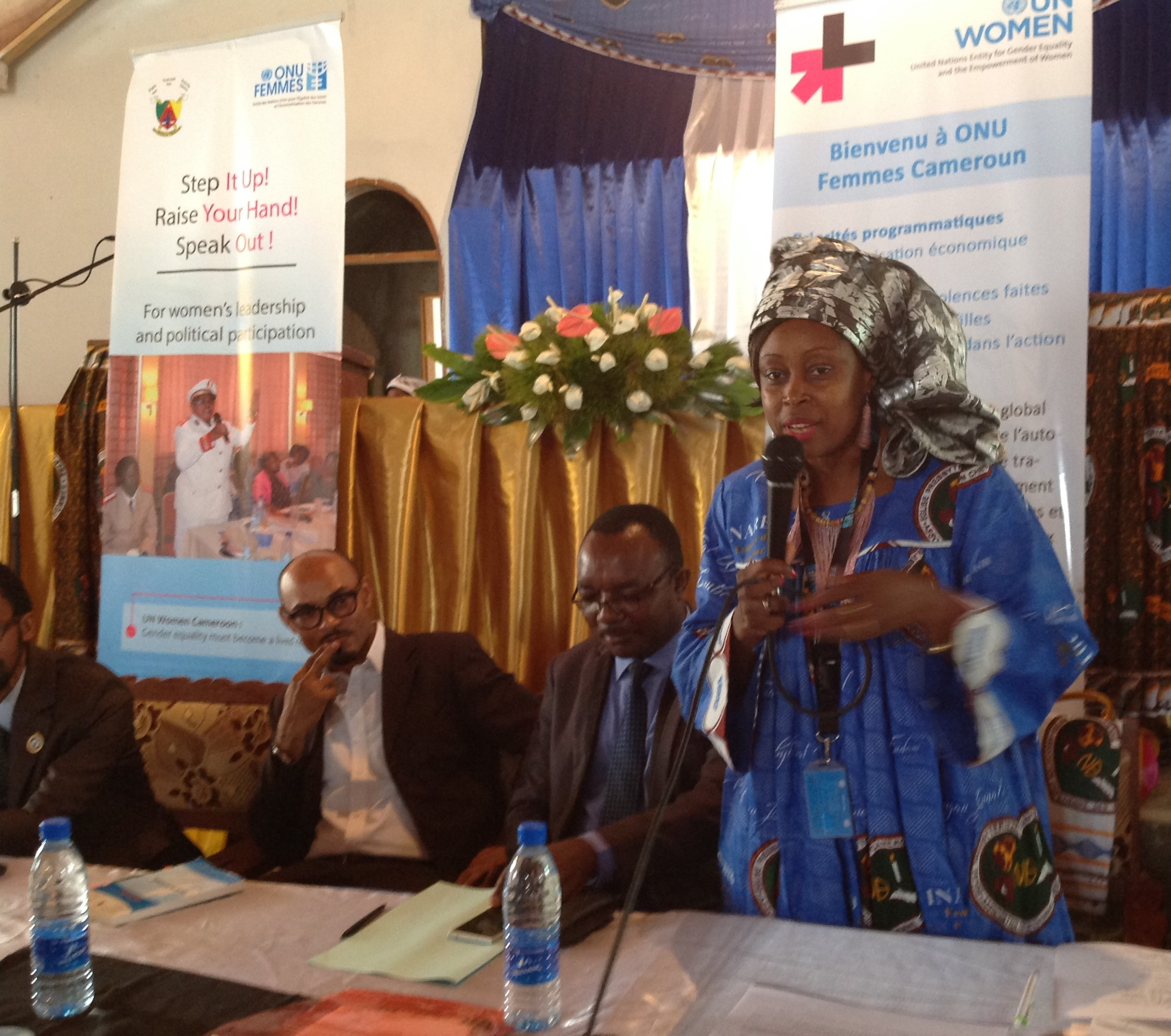 UN Women Cameroon steps up efforts to get more female voters in electoral registers