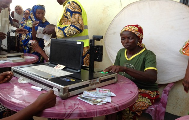 Registration of Female Voters in Cameroons East Region