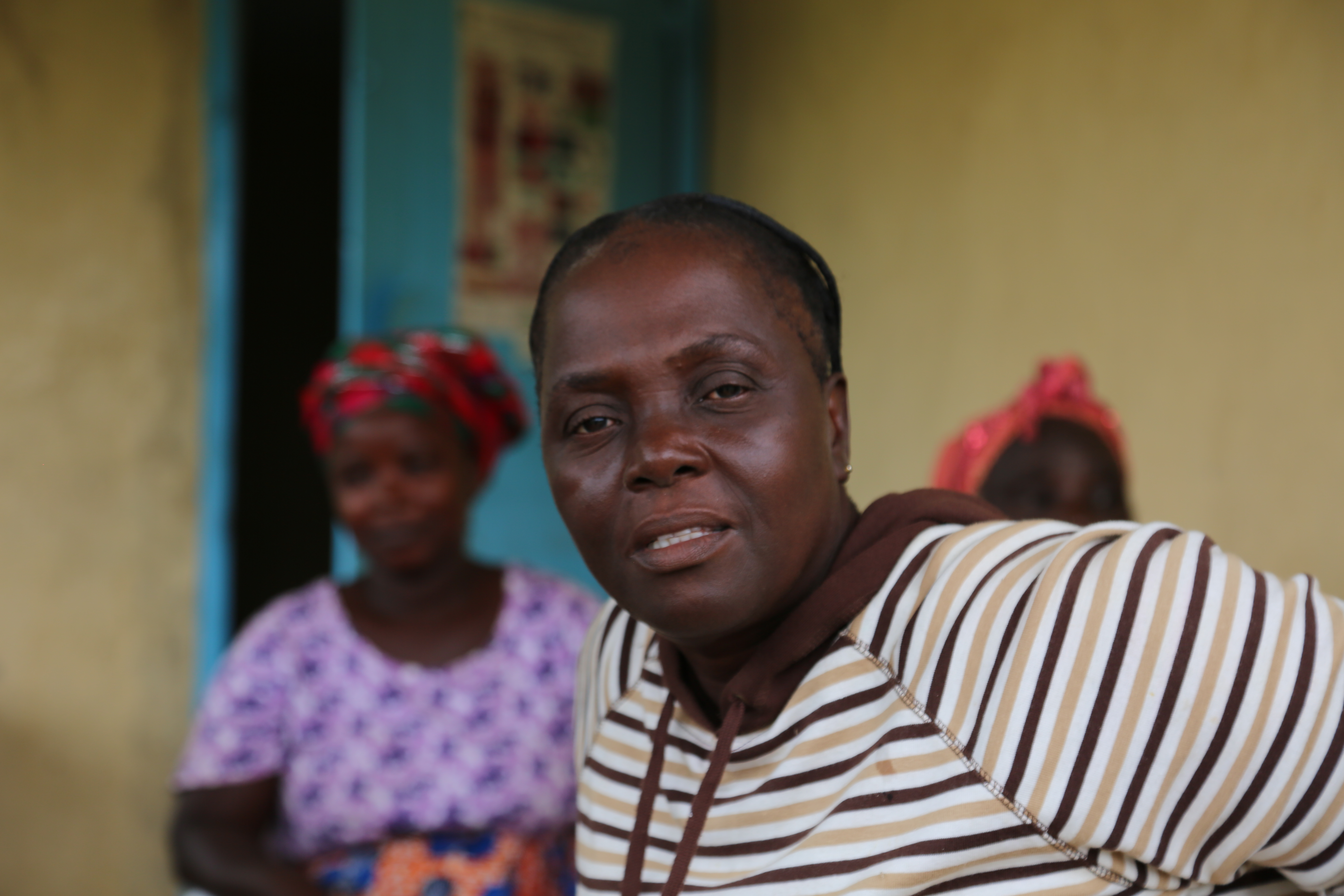 Rural women lead the way in addressing food insecurity in Liberia