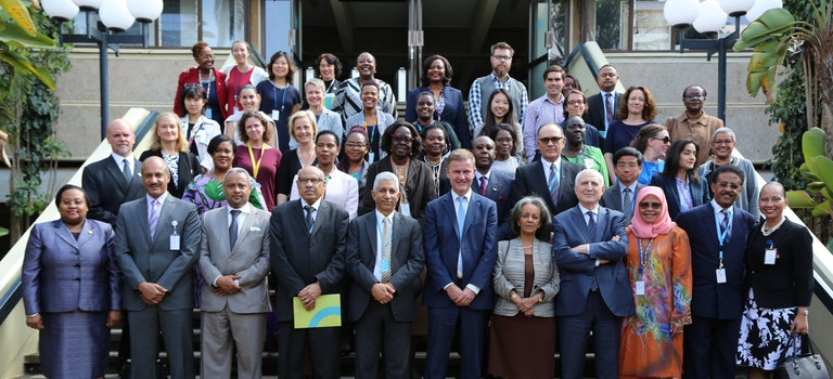International Gender Champions strive towards Gender Balance