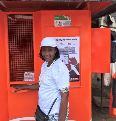 Business women become Mobile Money agents