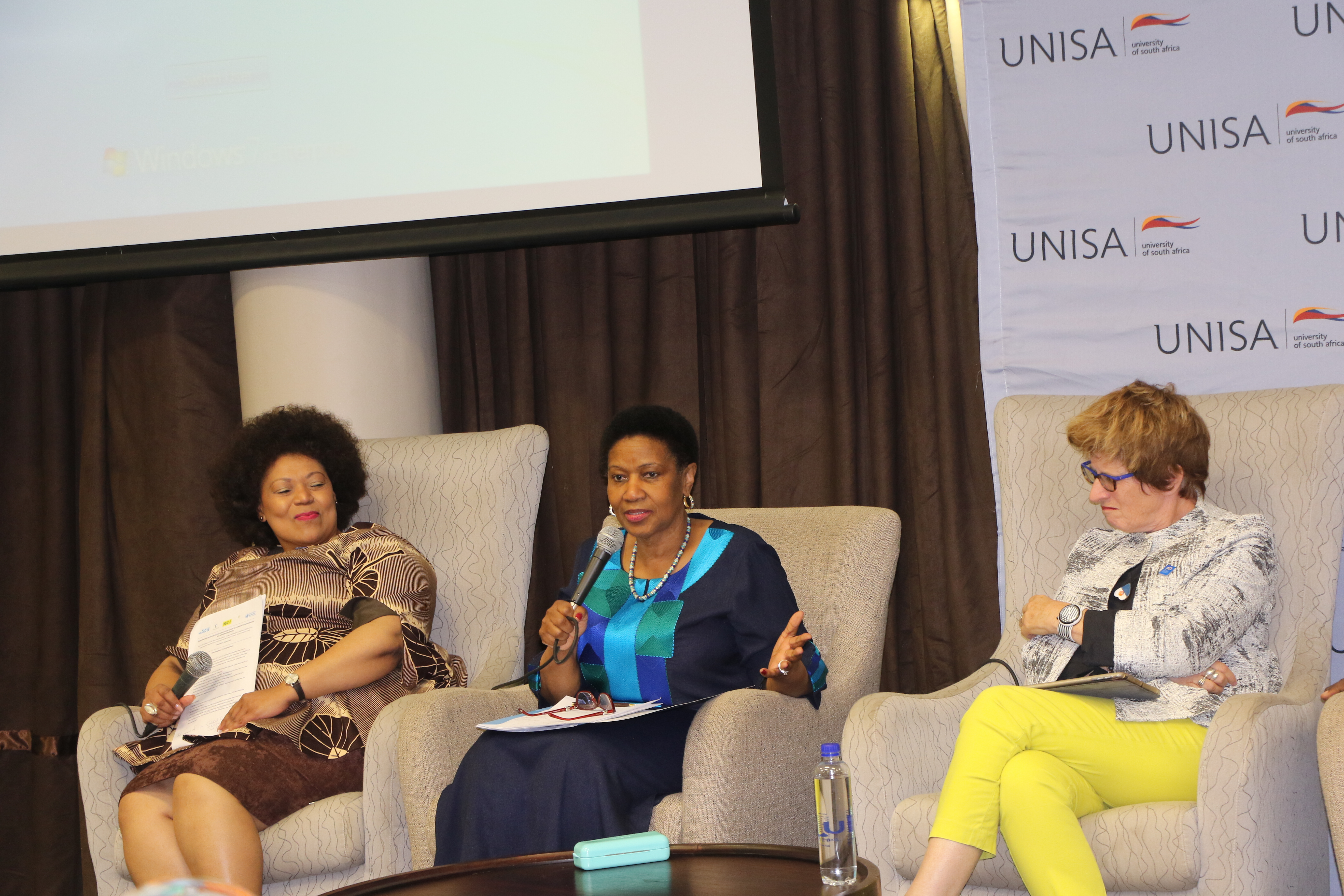 UN Women and partners encourage feminist activism in South Africa