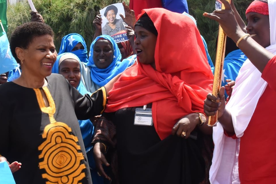World Humanitarian Day Somalia