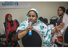 Malian women call for urgent action to sustain peace and ensure women's participation